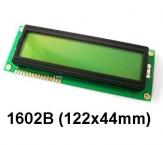 LCD1602B