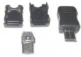 Jac Micro USB (vỏ nhựa)